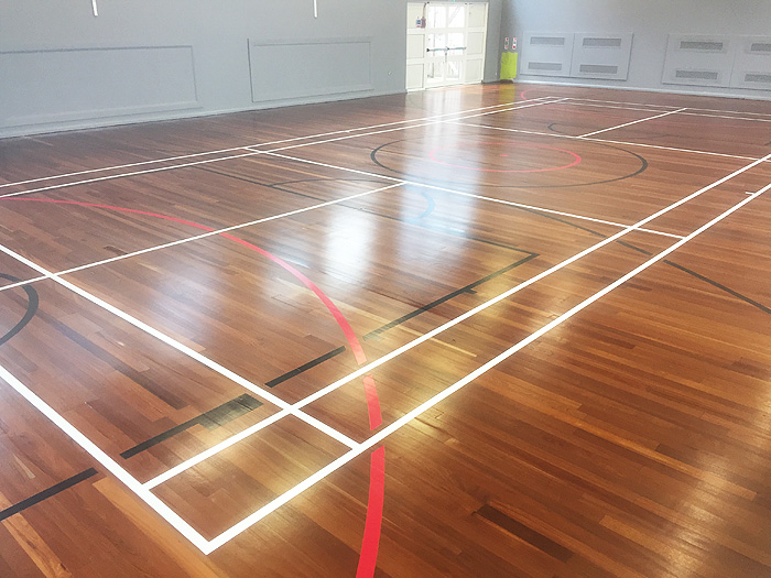 Sports & Leisure Flooring